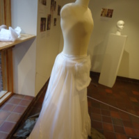 Condition View of Wedding Dress of Isabel Miller Board