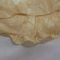 Detail View of Wedding Dress and Veil