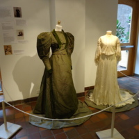 1890s to 1900s Group in Fashioning an Education