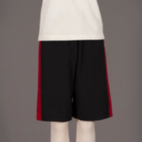 Rotating View of 1926 Gymsuit Ensemble