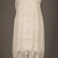 Rotating View of 1925 Daisy Chain Dress
