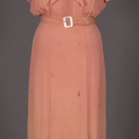 Rotating View of 1935 Class Day Dress